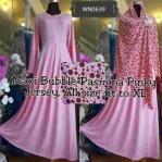 Bubble Syari Pink