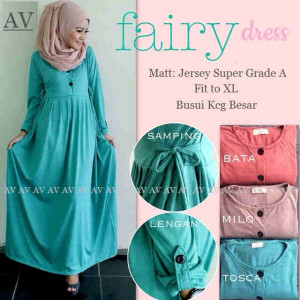 Fairy Baju Hijabers Online