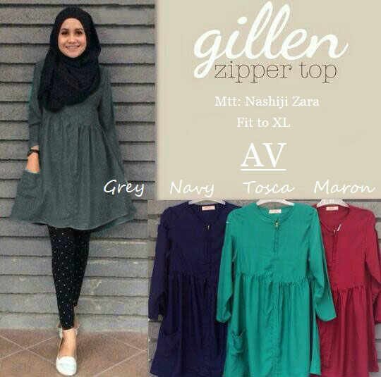 Gillen Top Pocket