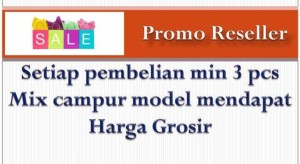Promo Reseller