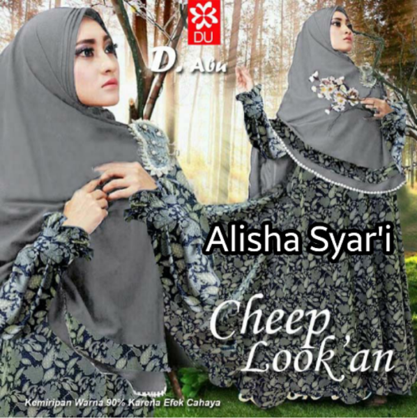 Alisha Syar'i Abu