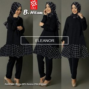 ELEANOR HITAM SET