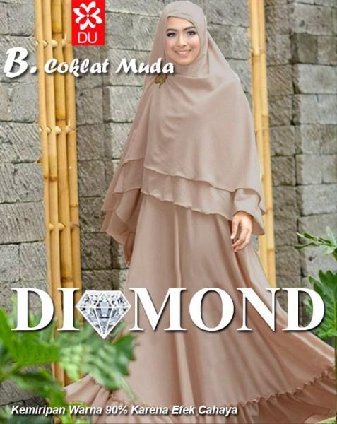 COKLAT MUDA-DIAMOND