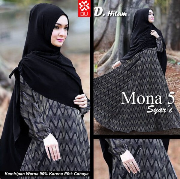 Mona Syari 5 Hitam