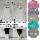 UMBRELLA TUNIC HIJABERS