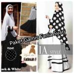 Paket Gamis Fania Syari
