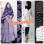 Paket Baju Muslim Modern