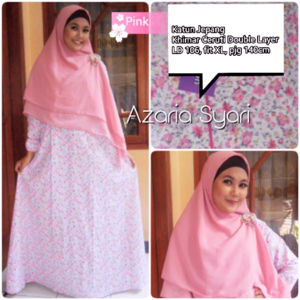 AZARIA SYARI pink