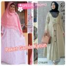 Paket Baju Muslim Katun