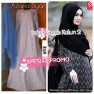 Paket Baju Muslim Katun 3