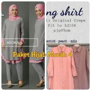 Paket Hijab Murah 4