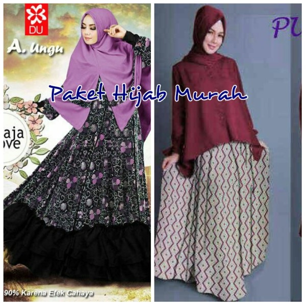 Paket Hijab Murah