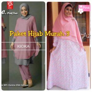 Paket Hijab Murah 3