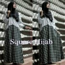 SQUARE HIJAB GREY
