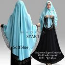 NADIVA SYARI SOFT BLUE