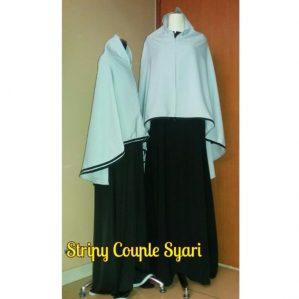 STRIPY COUPLE SYARI