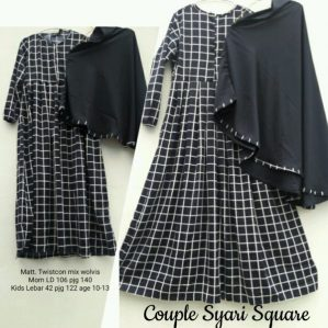 Square Couple Syari