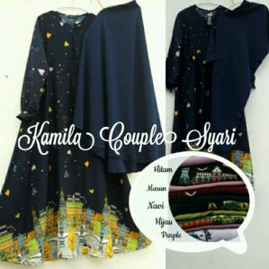 Kamila Couple Syari Premium
