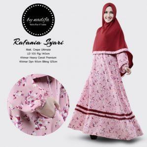 Rafania Syari Pink