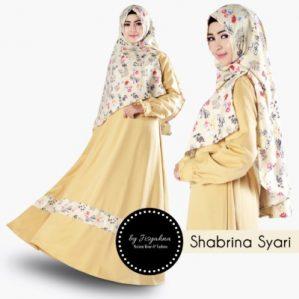 Shabrina Syari Yellow