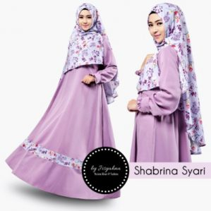 Shabrina Syari Purple