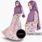 Yasmin Syari Purple