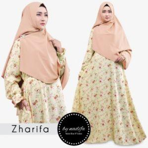 Zharifa Syari Yellow