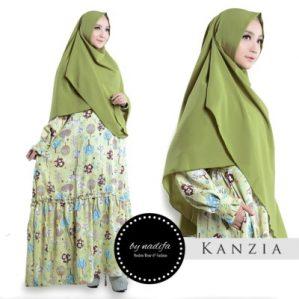 Kanzia Syari Softgreen