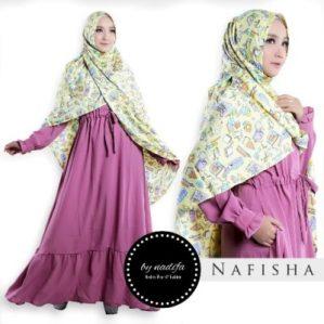 Nafisha Syari Purple