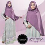 New Adifa Syari Purple