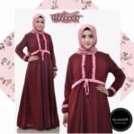 Hadeeqa Dress Marun