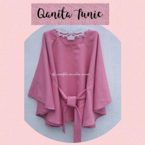 Qanita Tunik Pink
