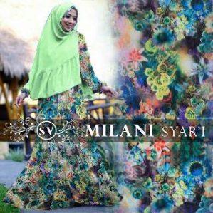 Milani syari Mint