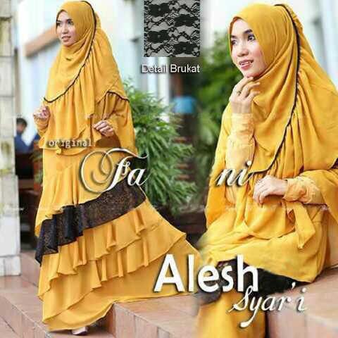 Alesh Yellow