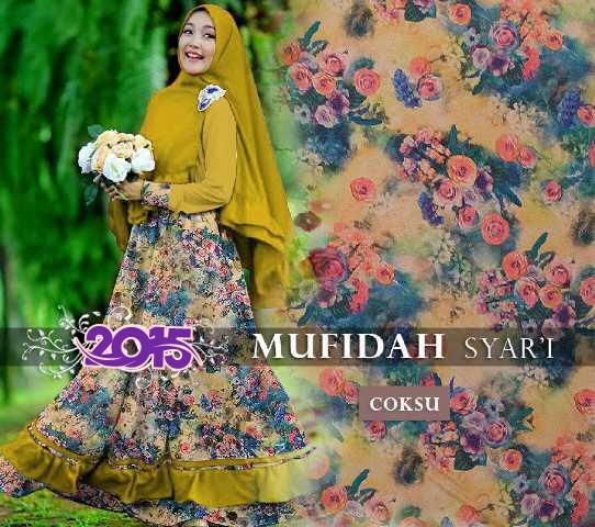 Mufidah Syar'i Coksu