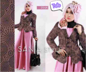 Sania Hijab Pink