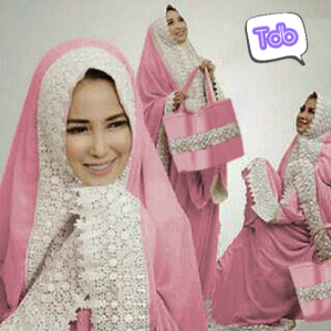 Mukena Ayana Pink