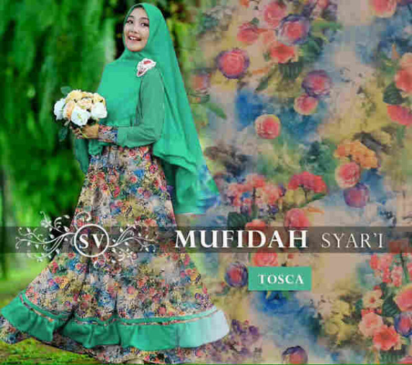 Mufidah Hijau Syar'i