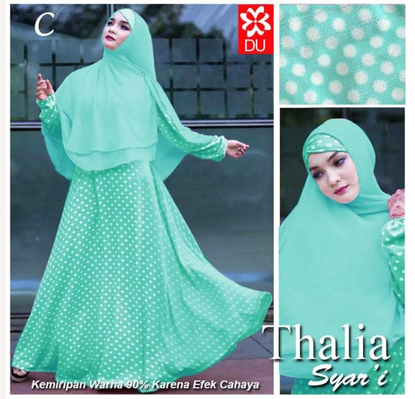 Thalia Syar'i Tosca