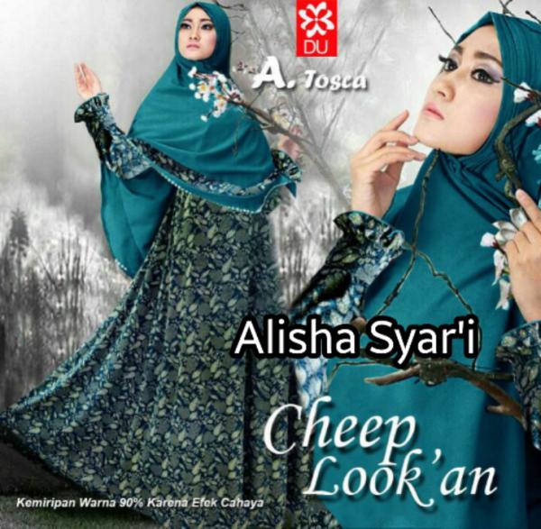 Alisha Syar'i Tosca