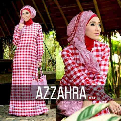 Azzahra Maxi Merah
