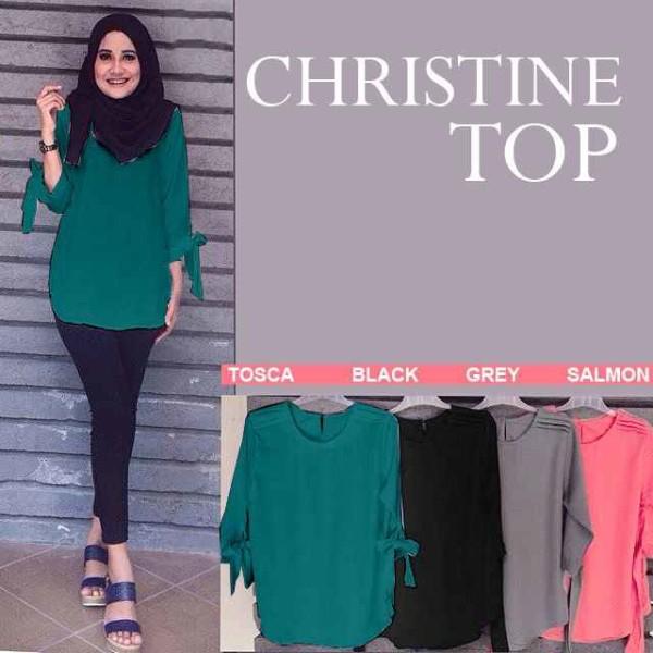 Baju Atasan Christine