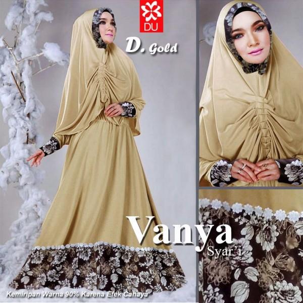 VANYA SYAR'I GOLD