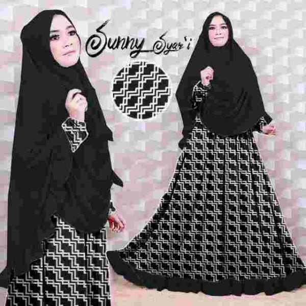 Sunny Syari Hitam