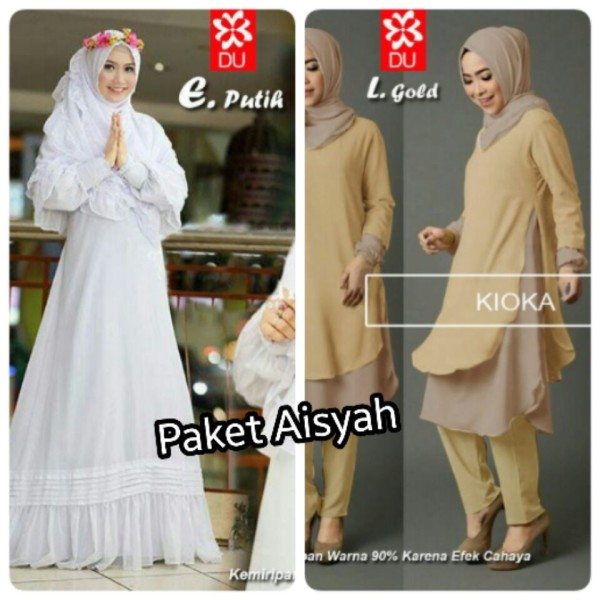 Paket Aisyah