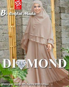 DIAMOND SYARI COKLAT