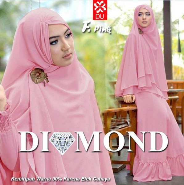 PINK-DIAMOND SYARI