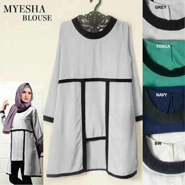 MYESHA Blouse