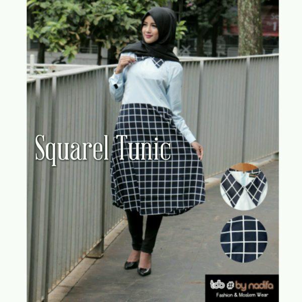 Squarel Tunic