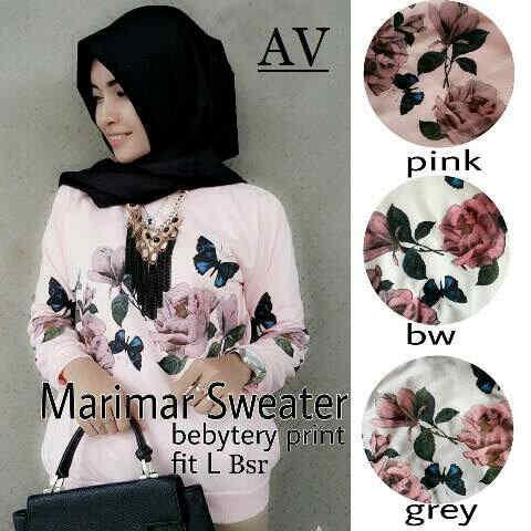Marimar Sweater